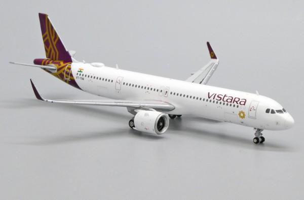 Airbus A321neo Vistara VT-TVA Scale 1/400