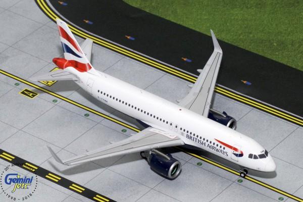 Airbus A320neo British Airways Scale 1/200