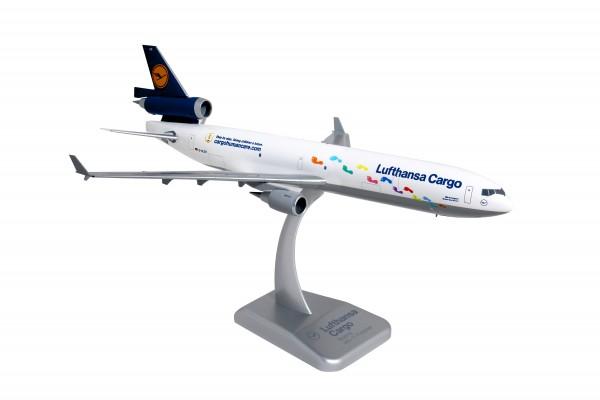 "McDonnell Douglas MD-11F Lufthansa Cargo ""Human Care"" Scale 1:200"
