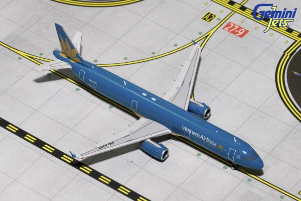 Airbus A321-200 Vietnam Airlines VN-A398 Scale 1/400