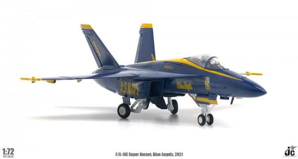 McDonnell Douglas F18E Super Hornet US Navy, Blue Angels 1, 2021 Scale 1/72