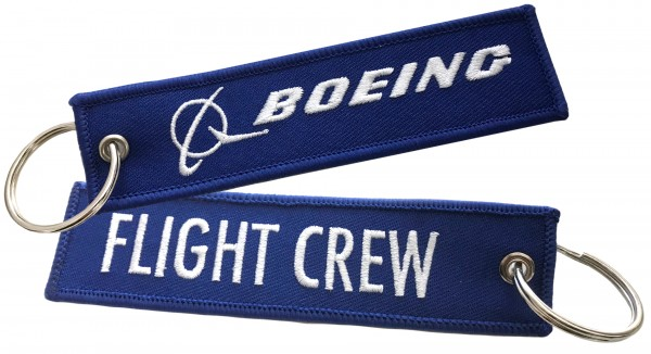 Key ring - Boeing / Flight Crew