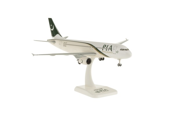 Airbus A320 Pakistan International Airlines (PIA) AP-BLC Scale 1:200