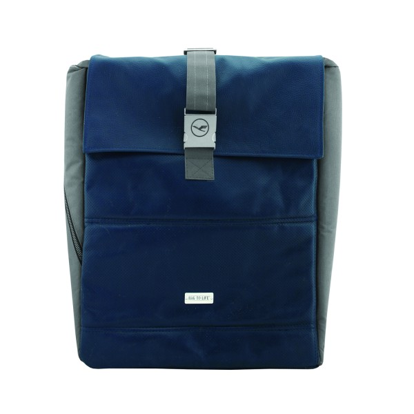 Business Class Tornister with laptop case
