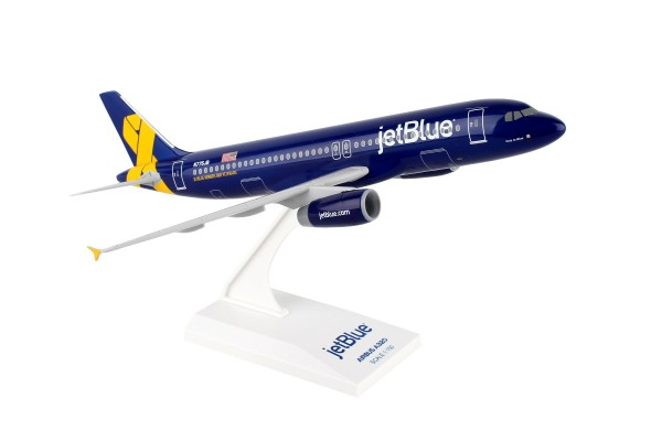 Airbus A320 jetBlue Airways Veterans Scale 1/150