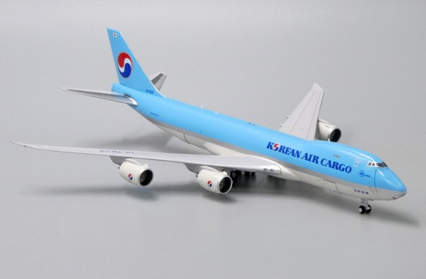 Boeing 747-8F Korean Air Cargo HL7629 Scale 1/400