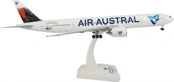 """Boeing 777-300ER Air Austral """"VOLCANO"""" Scale 1:200"""