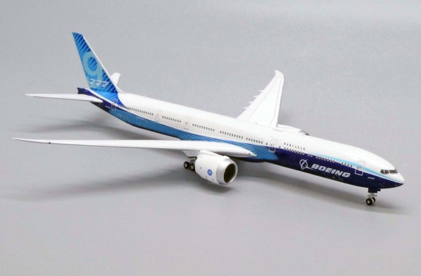 Boeing 777-9X House Color N779XW Scale 1/400