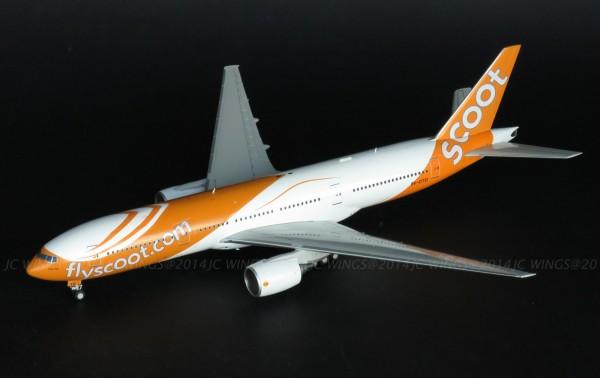 Boeing 777-200ER Scoot 9V-OTD Scale 1/200