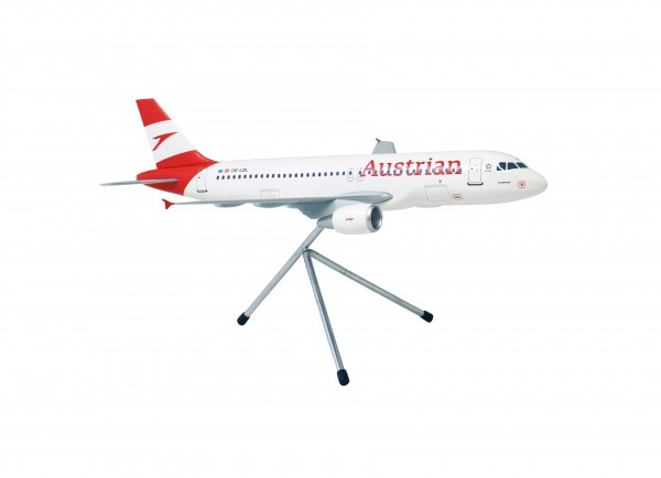 Airbus A320-200 Austrian Airlines New Livery Scale 1:100