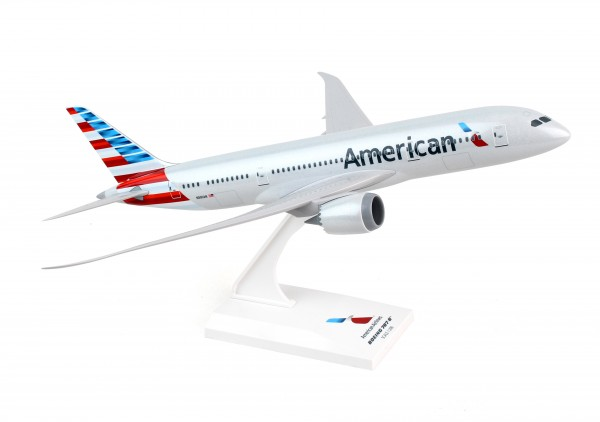 Boeing 787-8 American Airlines Scale 1/200