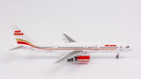 "Boeing 757-200 Air 2000 ""1990's colour"" G-OOOA Scale 1/400"