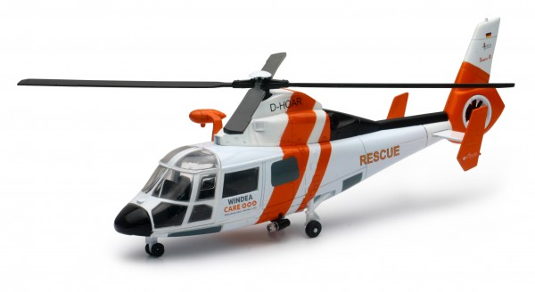 Airbus Helicopter Dauphin HH-65A Rescue Scale 1/48