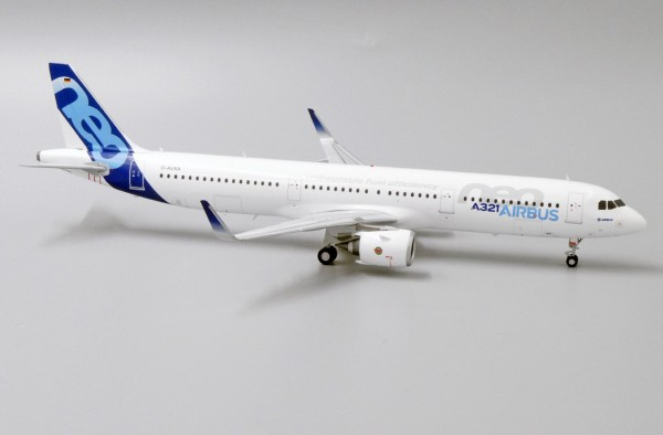 Airbus A321neo House Color D-AVXA Scale 1/200
