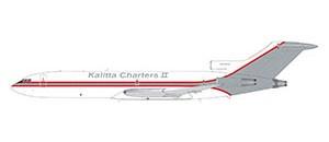 Boeing 727-200F Kalitta Charters II Scale 1/200