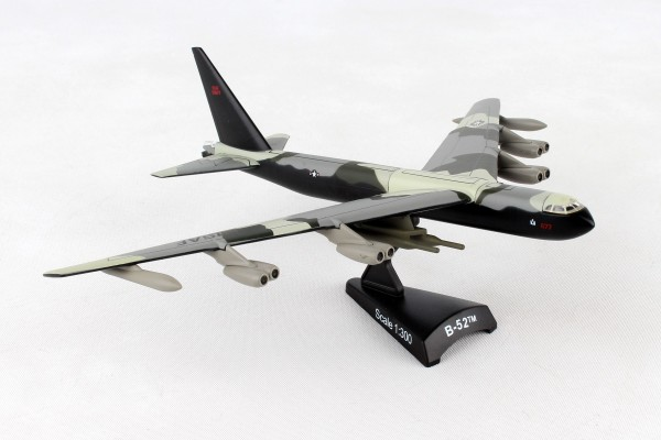 POSTAGE STAMP Boeing B-52 Stratofortress USAF Scale 1/300