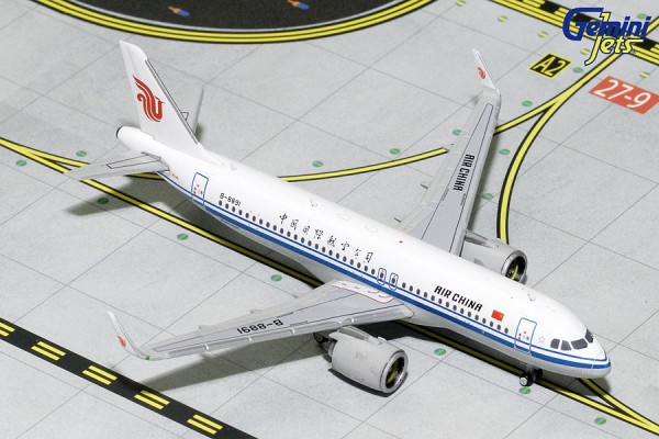Airbus A320neo Air China B-8891 Scale 1/400