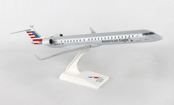 Bombardier CRJ900 American Eagle New Livery Mesa Airline Scale 1/100