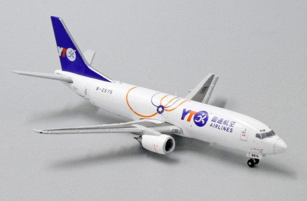 Boeing 737-300SF YTO Cargo Airlines B-2575 Scale 1/400
