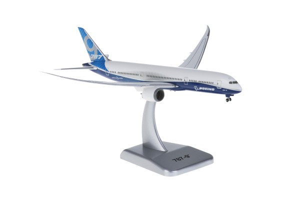 Boeing 787-9 House Color NL Scale 1:400