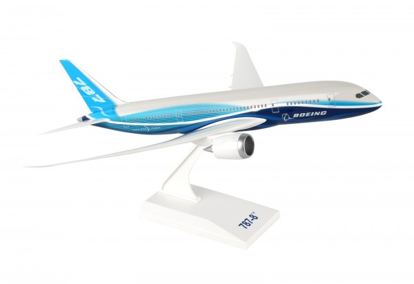 Boeing 787-8 House Color Scale 1/200