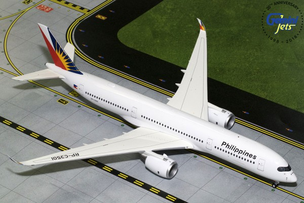 Airbus A350-900 Philippine Airlines Scale 1/200