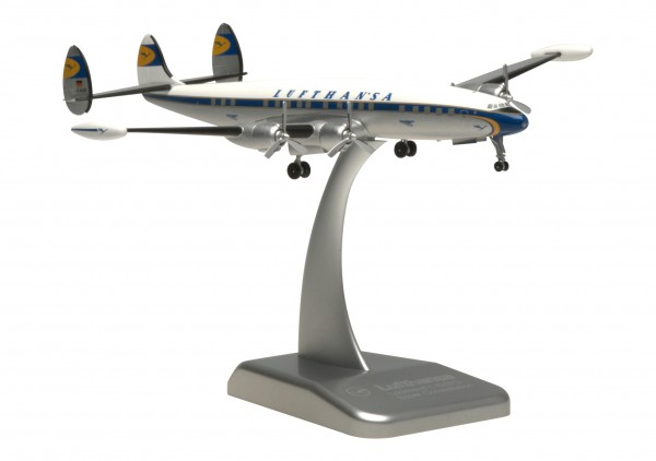 Lockheed Super Constellation L-1049 Lufthansa Scale 1:200
