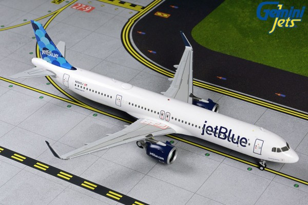 Airbus A321neo jetBlue Airways Scale 1/200