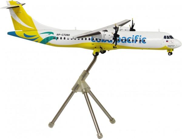 ATR-72-600 Cebu Pacific (New Livery) RP-C7280 Scale 1/200