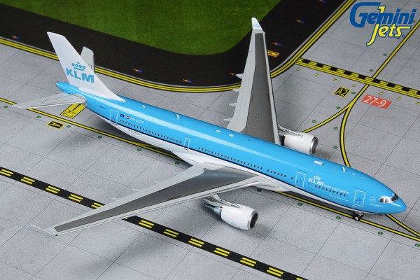 Airbus A330-200 KLM Royal Dutch Airlines Scale 1/400