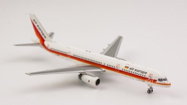 "Boeing 757-200 Air Europe ""German flag"" G-BNSF Scale 1/400"