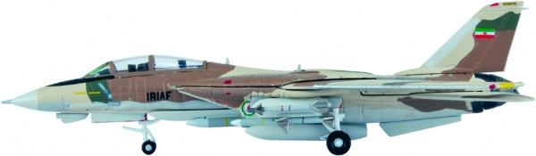 Grumman F-14A Tomcat US Navy TOPGUN Iranian IRIAF Scale 1/200