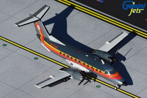 Embraer EMB 120 Brasilia Atlantic Southeast Airlines (ASA) Scale 1/200