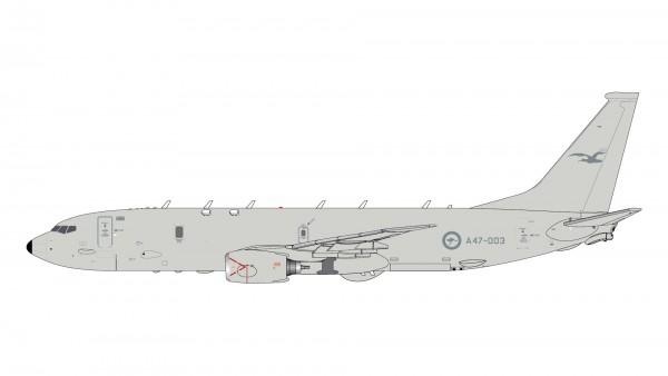 Boeing P-8A Poseidon Royal Australian Air Force (RAAF) A47-003 Scale 1/400