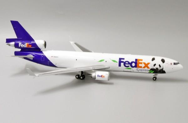 "McDonnell Douglas MD-11F FedEx ""Panda Express #3"" N585FE Scale 1/200"