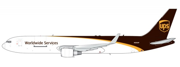 Boeing 767-300F United Parcel Service (UPS) Scale 1/400