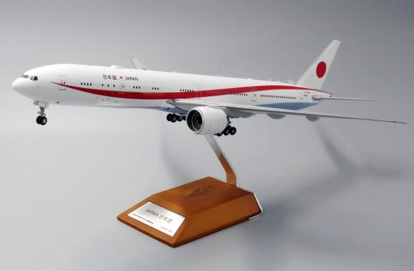 Boeing 777-300ER JASDF Scale 1/200