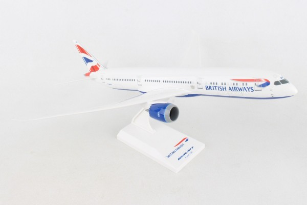 Boeing 787-9 British Airways Scale 1/200