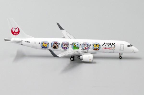 "Embraer 190-100STD J-Air ""Shimajiro Livery"" JA254J Scale 1/400"