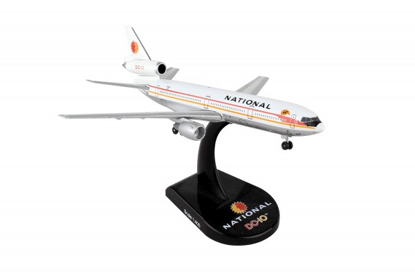 POSTAGE STAMP McDonnell Douglas DC-10 National Scale 1/400