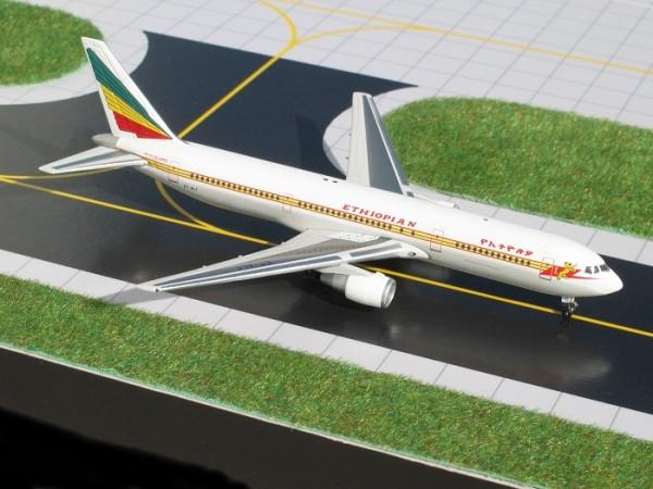 Boeing 767-300 Ethiopian Airlines ET-ALC Scale 1/400