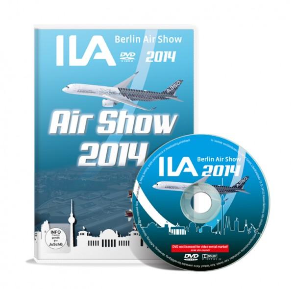 DVD ILA Berlin Air Show 2014