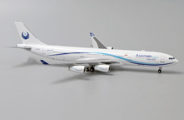 Airbus A340-300 Iran Aseman Airlines EP-APA Scale 1/400