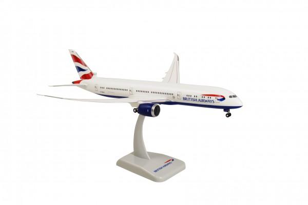 Boeing 787-9 British Airways G-ZBKA Scale 1:200