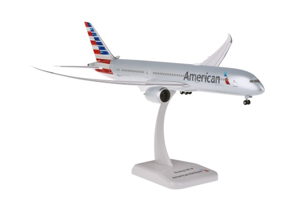Boeing 787-9 American Airlines with WiFi Radome Scale 1:200