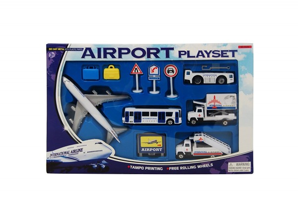 "Airport Playset ""International Airport"""