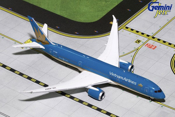 Boeing 787-9 Dreamliner Vietnam Airlines VN-A862 Scale 1/400
