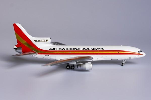 Lockheed L-1011-200F TriStar American International Airways - Kalitta N102CKScale 1/400