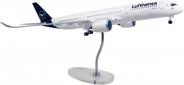 Airbus A350-900 Lufthansa New Livery Scale 1:100 w/G