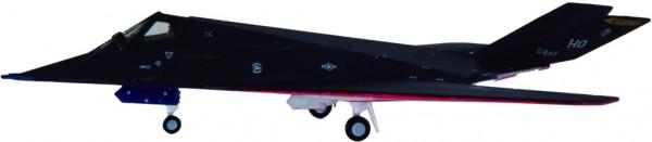 """Lockheed F-117A USAF Holloman AFB, 49th FW """"Forty Niners"""" Scale 1/200"""